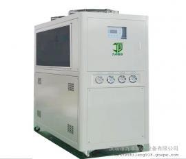 工业冷水机组选型与规格(环保制冷机配置明细及使用行业)