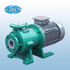 江南CQB100-80-160F氟塑磁力驱动泵 无泄漏耐腐蚀水泵