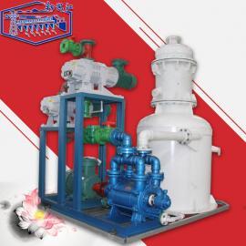 新安江工业泵FJZJS罗茨水喷射真空机组 RPP水喷射水汽真空机组
