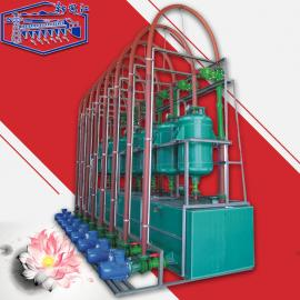 新安江工业泵一级罗茨RPP全塑立式水喷射真空机组