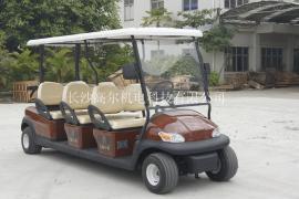 高尔夫球场用电动会所车