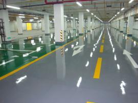 环氧砂浆滚涂地坪工艺适用地下停车场环氧地坪
