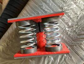 开口式ZGT型阻尼弹簧减震器冷水机组发电机组大型设备座装减振器