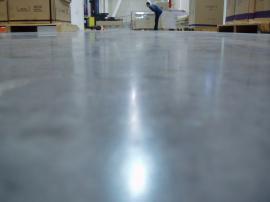 新型混凝土密封固化剂地坪龙岗停车场硬化耐磨地坪15年行业专注