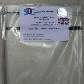 英国SDC耐磨羊毛面布SM25 马丁代尔耐磨仪羊毛