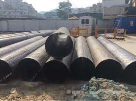 �蚴骄�管-井壁管-��壁井管施工流程