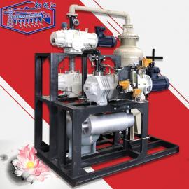 新安江螺杆泵SVPB干式螺杆真空泵化工气体传输耐腐蚀耐磨螺旋真空泵