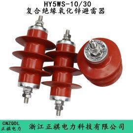 6kv避雷器HY5WS-10/30