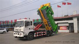 25吨东风御龙拉臂式垃圾车