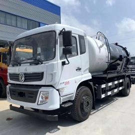 【2019程力吸污车厂】国六7方吸污车