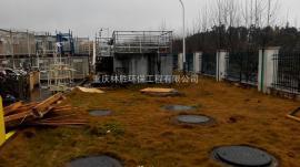 工厂生化池设计、施工、改造