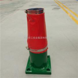 HYD140-150起重机液压缓冲器 双梁行车防撞器 工业液压缓冲器
