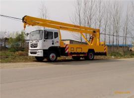 东风国六20米高空作业车