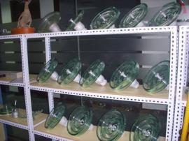 悬式钢化玻璃绝缘子标准型耐污盘形悬式钢化玻璃绝缘子