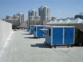 HTFC-1-151.5KW大feng量、nai高wen箱shi离xinfeng机