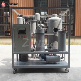 ZJD-10/20PLC智能控制水泥厂抗磨液压油真空滤油机