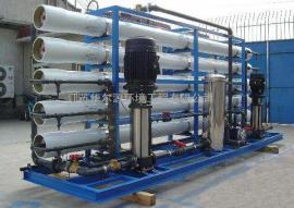 华尔源RO-S系列食品及饮料用反渗透纯水机