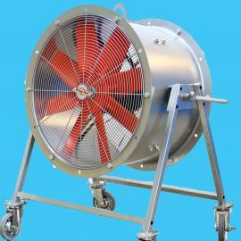 沃美管道风机 轴流风机 高效率耐温风机GD30