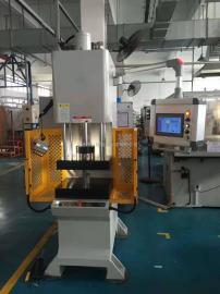 hong辉智能科技伺fushu控液压压装机,jingmi检测油压机,li位移控制液压机HK-S07