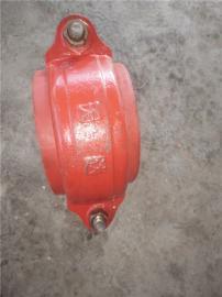 矿用焊接高压卡箍接头