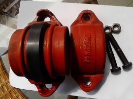 6寸焊管式柔性卡箍材质