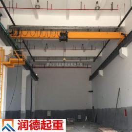 专供出口LX电动单梁悬挂起重机2T电动单梁桥式起重机