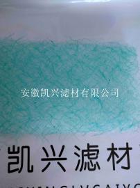 凯兴耐高温玻纤高弹性空气过滤棉
