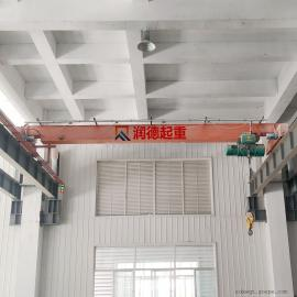 3T-7.5M电动单梁 单梁桥式起重机室内吊机