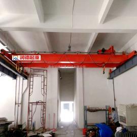 LD单梁桥式起重机跨度8.5米5吨单梁行车