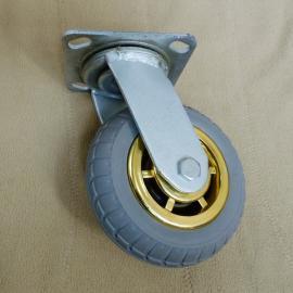 橡胶万向脚轮生产@新抚橡胶万向脚轮生产@橡胶万向脚轮生产定制