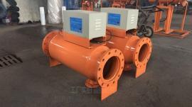 锅炉水管道式电子水处理器