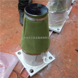 HYG50-150行吊天车液压缓冲器 高频液压阻尼缓冲器 起重机防撞块