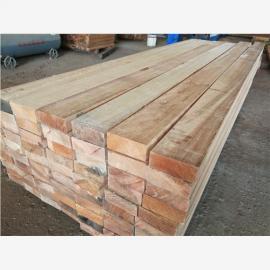 非洲菠萝格板材定制加工品质好尺寸稳定