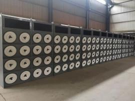 滤筒除尘器20000风量配置