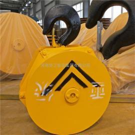 5吨-100吨热轧滑轮双梁吊钩组 起重板钩 电动旋转吊具 旋转挂梁