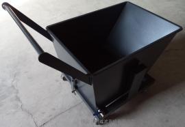机床切屑运输铁车(切屑回收箱)