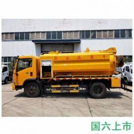 吸污能手|环保不动手|国六东风八吨清洗吸污车