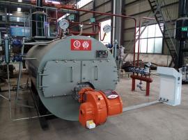 4吨燃气锅炉、4吨燃气蒸汽锅炉价格