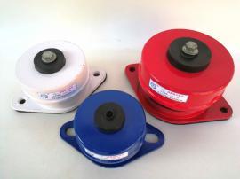 日通阻尼弹簧减震器、坐式水泵减震器、空调减震器大量销售
