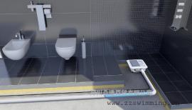 滨特尔地漏泵-Plancofix(无需抬高浴室地面)