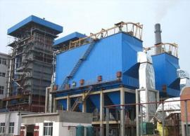 燃煤工业锅炉大部分为旋风除尘器作为配套使用除尘设备