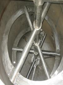 污水反应釜标准 污水处理搅拌器 污水立式搅拌器