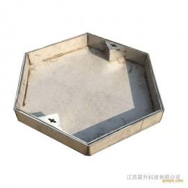 不锈钢隐形304装饰方形线性雨水道路施工定制窨井盖