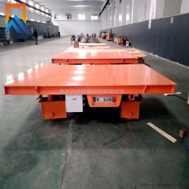 加工KP3t卷扬机轨道平车 20吨拖链式电动平车 25吨电动摆渡车