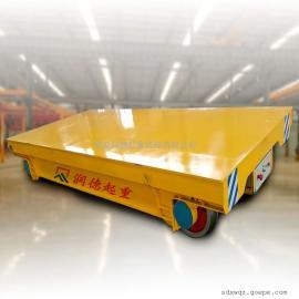 润德定做15吨电动液压搬运车 kpx蓄电池电动平车 无轨搬运车KP