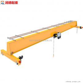 定做LD16吨桥式起重机 单梁行吊 单轨吊车