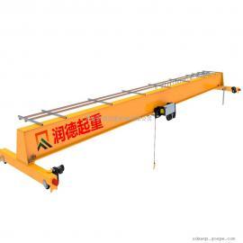 定做LD5t电动单梁起重机 LDB防爆单梁桥式起重机 悬挂吊车