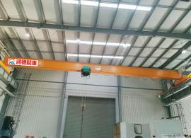 定做LD16吨桥式起重机 LDY冶金单梁起重机 悬挂吊车