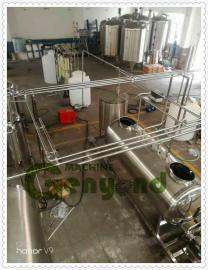 小型1T/Hniu奶生产线niu奶深加gong老suan奶生产线