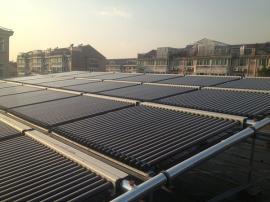 U型管太阳能热水器